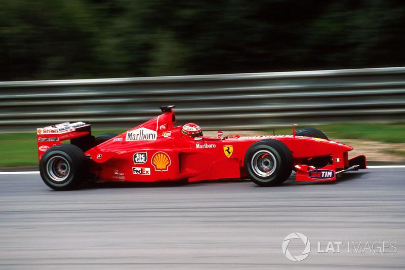 1999: Ferrari F399