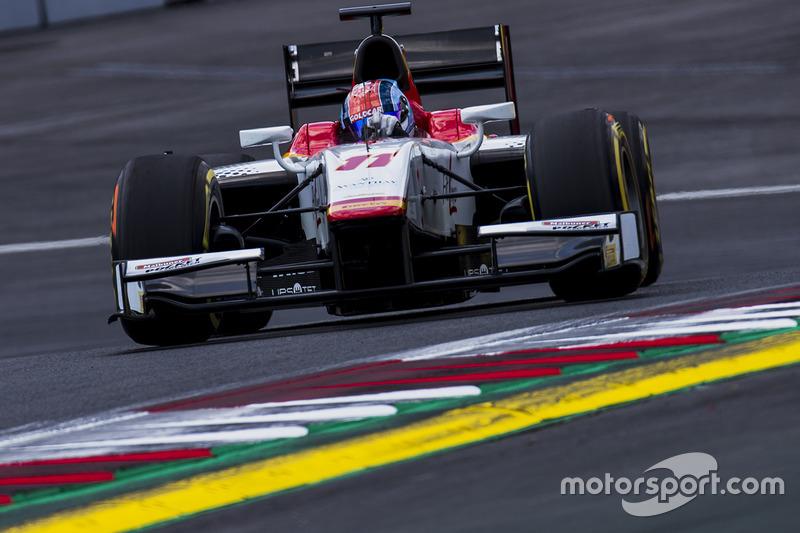 Ральф Бошунг, Campos Racing
