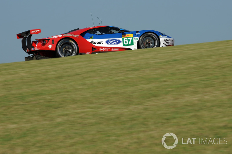 7. GTE-Pro: #67 Ford Chip Ganassi Racing Team UK, Ford GT