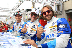 Roberto Lacorte, Giorgio Sernagiotto, Andrea Belicchi, Villorba Corse