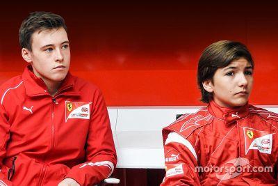 Präsentation: Ferrari Driver Academy