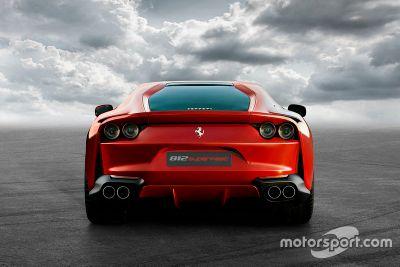Ferrari 812 Superfast, presentación