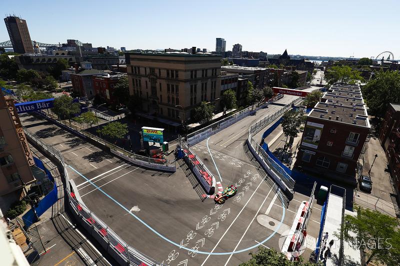 Судьба титула решалась на заключительном этапе в Монреале. Перед его началом Буэми опережал ди Грасси на 10 очков