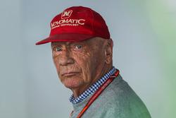 Niki Lauda, Mercedes AMG F1, Aufsichtsratsvorsitzender