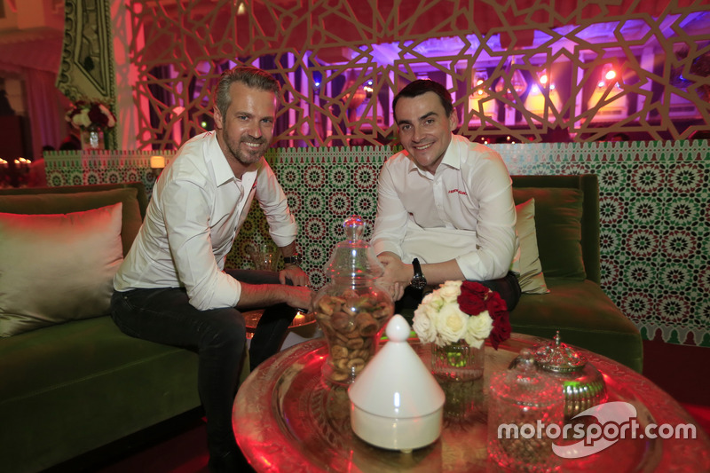 Tiago Monteiro, Norbert Michelisz, Honda Racing Team JAS, Honda Civic WTCC