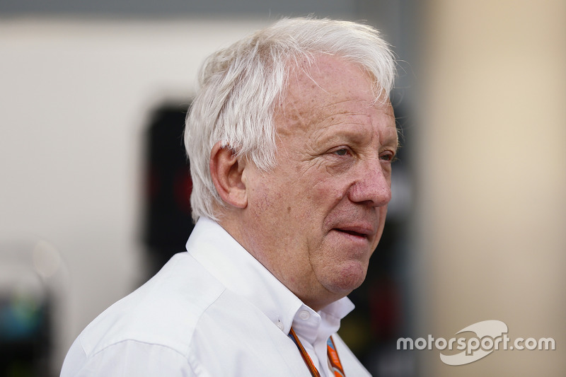 Charlie Whiting, FIA Race Director