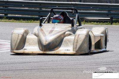 Magione, test Squadra Corse Uffciale Osella Junior Team