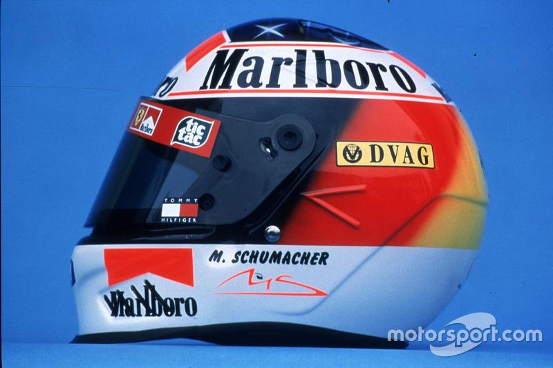 2000: Формула 1 та Ferrari