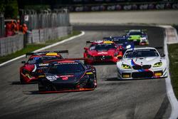 #44 Strakka Racing, McLaren 650 S GT3: Jonny Kane, David Flumanelli, Sam Tordoff