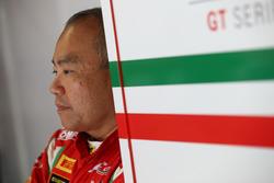 #51 AF Corse, Ferrari 488 GT3: Ishikawa Motoaki