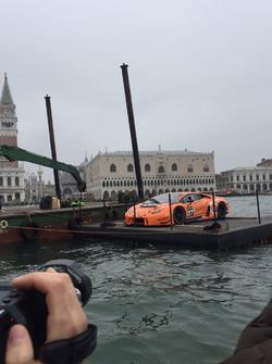 Lamborghini Huracan GT3, Orange1 Racing