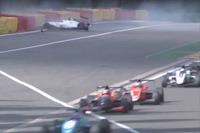 Screenshot crash Gilles Magnus