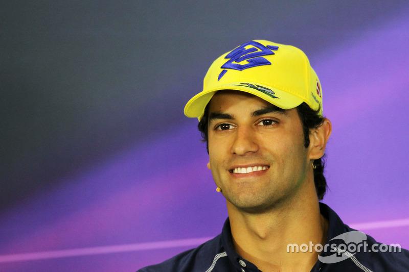 Felipe Nasr, Sauber F1 Team, FIA Basın Toplantısı