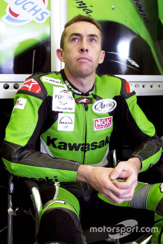 Garry McCoy, Kawasaki Racing Team