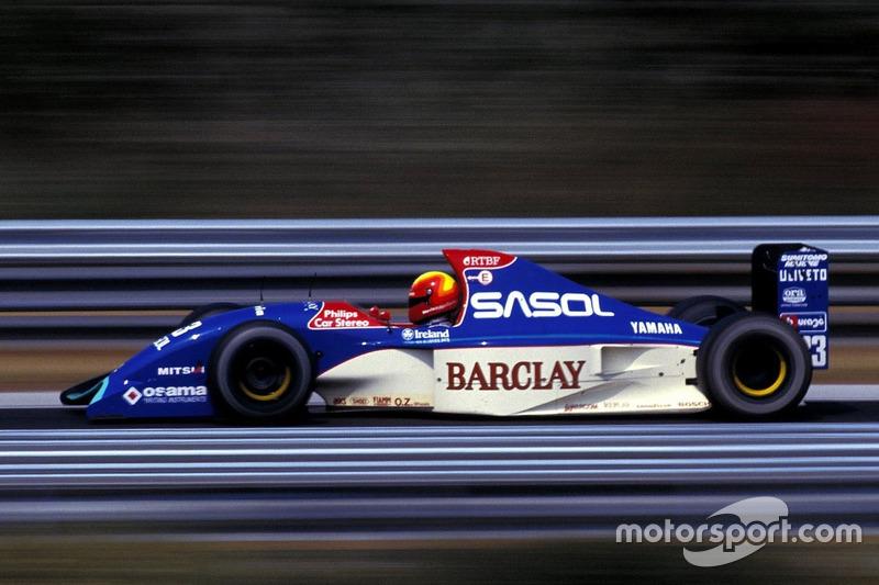 Yamaha: 1992 Jordan