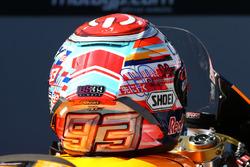 Marc Marquez, Repsol Honda Team, crash helmet