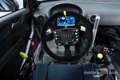 Audi RS3 LMS presentatie