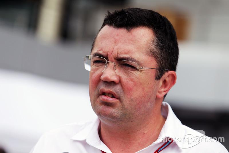 Eric Boullier, McLaren Rennirektor