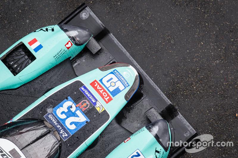 #23 Panis Barthez Competition Ligier JS P2 Nissan