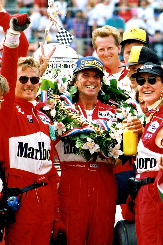1993 - Emerson Fittipaldi conquista sua segunda vitória