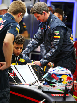 Даніель Ріккардо, Red Bull Racing RB12 з аероскріном