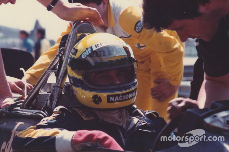 10-й поул: Айртон Сенна, Гран При Сан-Марино, 1986 год