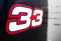 Detail: Startnummer 33, Max Verstappen, Red Bull Racing