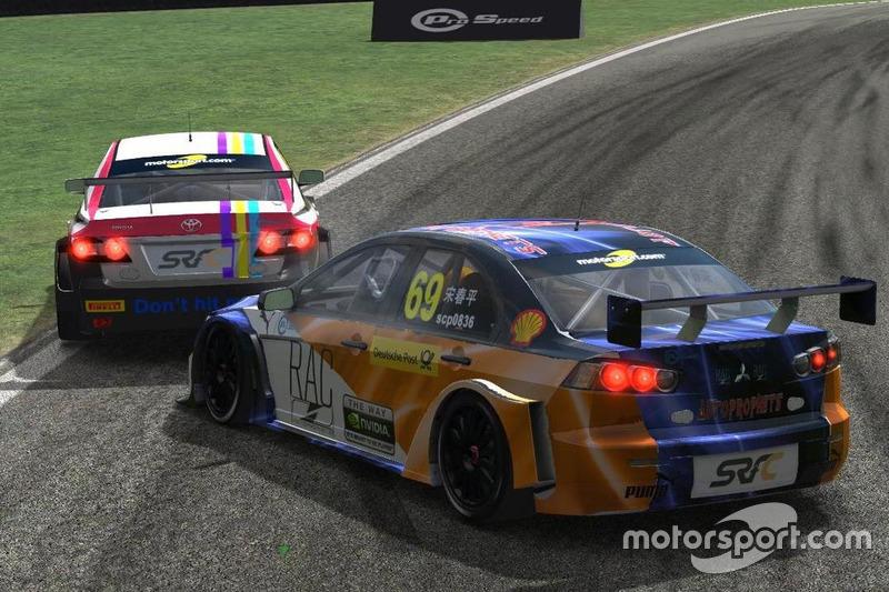 SRTCC Race4 Thruxton