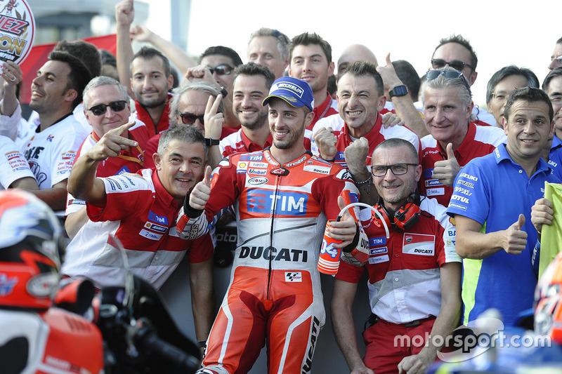 Andrea Dovizioso – 2. Platz: