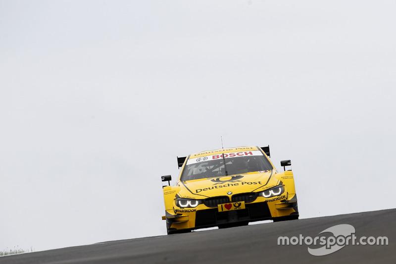 6. Timo Glock, BMW Team RMG, BMW M4 DTM