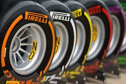 Mostrar neumáticos de Pirelli