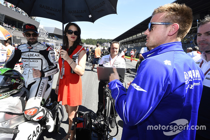 Eugene Laverty, Aspar Racing Team, Alex Lowes