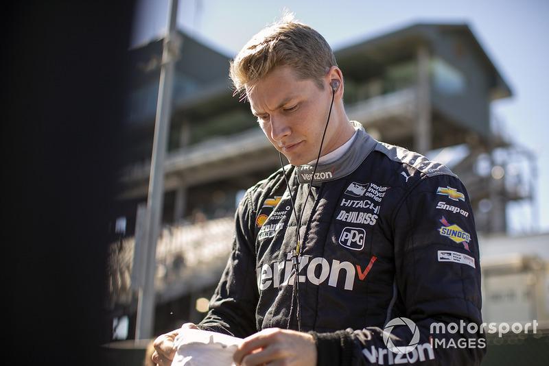 36: Josef Newgarden - IndyCar beşincisi