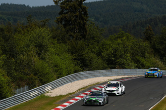 #170 Mercedes-AMG GT4: Christian Stingu, Jochen Herbst, Domenico Solombrino