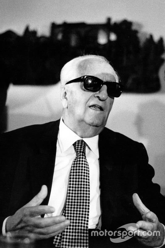 Casinalbo 1982, Enzo Ferrari