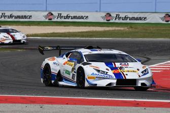 Pierluigi Alessandri, Antonelli Motorsport, Lamborghini Huracan-S.GTCup #104