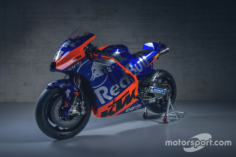 Мотоцикл Мігела Олівейри, Red Bull KTM Tech 3