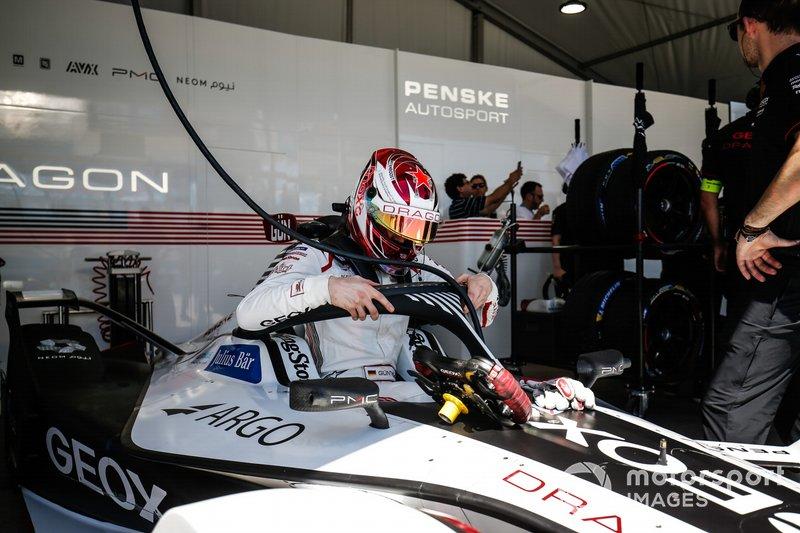 Maximilian Günther, Dragon Racing, Penske EV-3