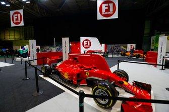 Lo stand F1 Racing