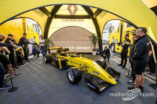 Présentation de la Formule Renault 2019