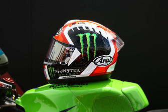 Шолом Джонатана Рея, Kawasaki Racing