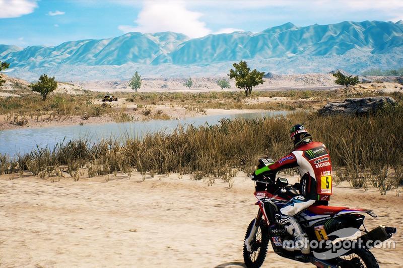 Imágenes del Desafío Ruta 40 en 'Dakar 18'