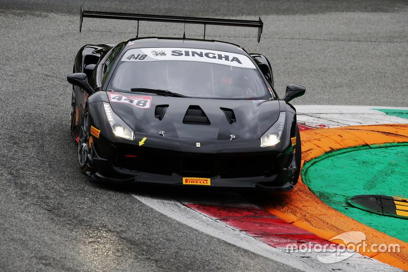 Ferrari 488 #448, Ital Auto Shanghai: Angelo Negro