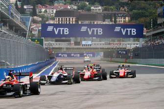 Pedro Piquet, Trident,Sacha Fenestraz, Arden International