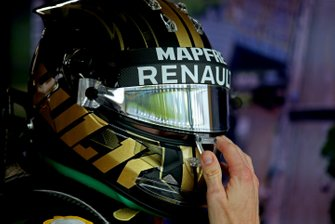 Nico Hülkenberg, Renault Sport F1 Team R.S. 18