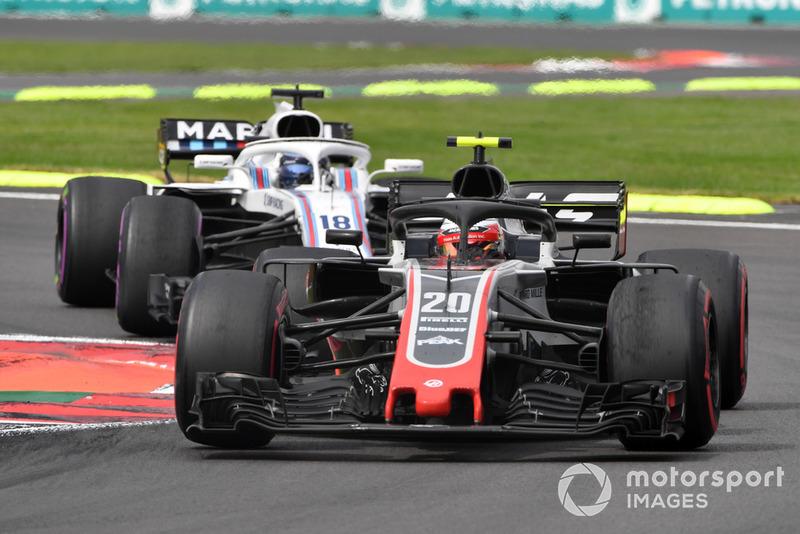 P15: Kevin Magnussen, Haas F1 Team VF-18