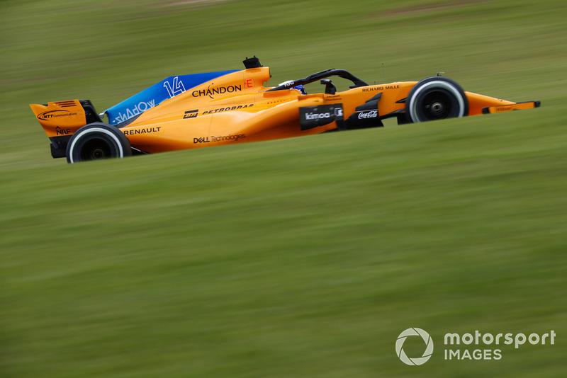 17: Fernando Alonso, McLaren MCL33, 1'09.402