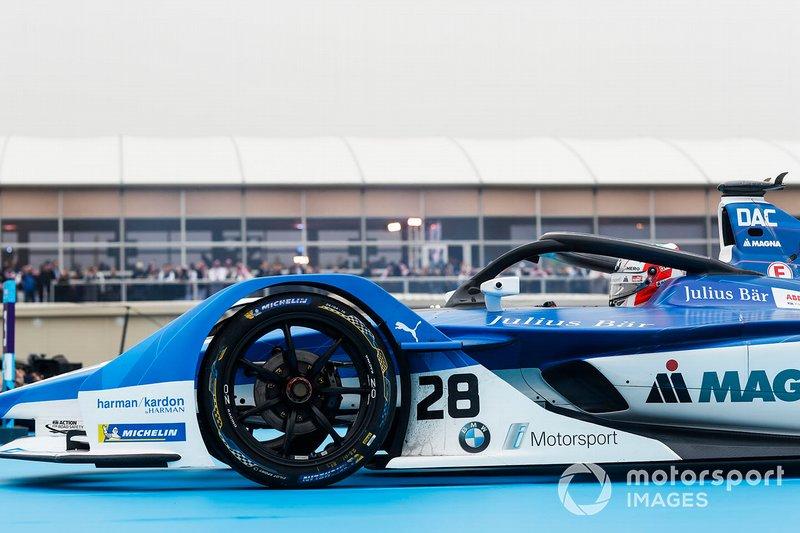 Antonio Felix da Costa, BMW I Andretti Motorsports, BMW iFE.18, gana el primer E-Prix de Ad Diriyah