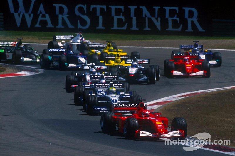 جائزة أوروبا الكبرى 2001