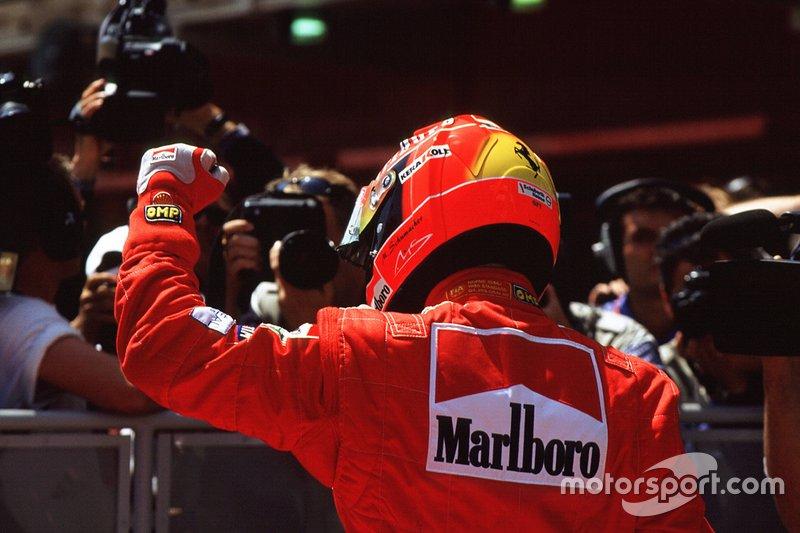 GP Spanyol 2001